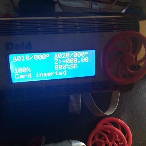 Télécharger fichier imprimante 3D gratuit Bouton de remplacement ridicule du UltiController, Urukog