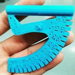 Télécharger fichier impression 3D gratuit Astrolabe simple, Urukog