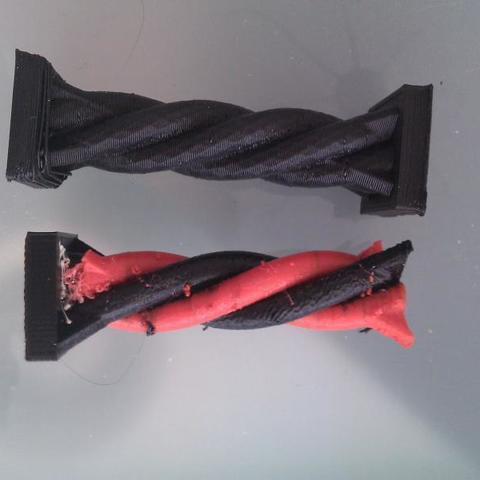 Download free 3D printer designs Dual color D&D Pillar, Urukog