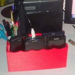 2012-08-17T03410069_display_large.jpg Télécharger fichier STL gratuit Organisateur électronique portable de bureau • Modèle pour imprimante 3D, Urukog