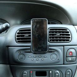 Screenshot_2018-08-16_20.19.28.png Download free STL file Car phone mount for CD slot • 3D printer template, joschkriebler