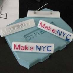 makebadge-03_display_large_display_large.jpg Download free STL file Make:NYC Badge • 3D printable template, Obenottr3D
