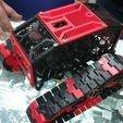 Download free 3D model Tank HYDRA  Mega Arduino, Obenottr3D
