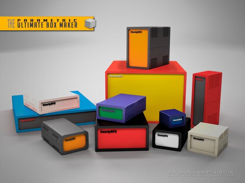 bd4fbbd9aa4da913eb2d5eac3920107e_display_large.jpg Télécharger fichier SCAD gratuit La Boîte Paramétrique Ultime • Objet à imprimer en 3D, Obenottr3D
