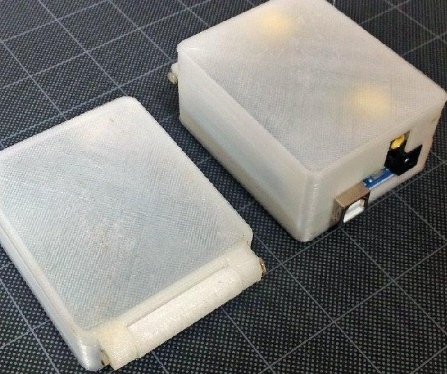Arduino_casesb_display_large_display_large.jpg Télécharger fichier STL gratuit Cas Arduino • Plan pour imprimante 3D, Obenottr3D