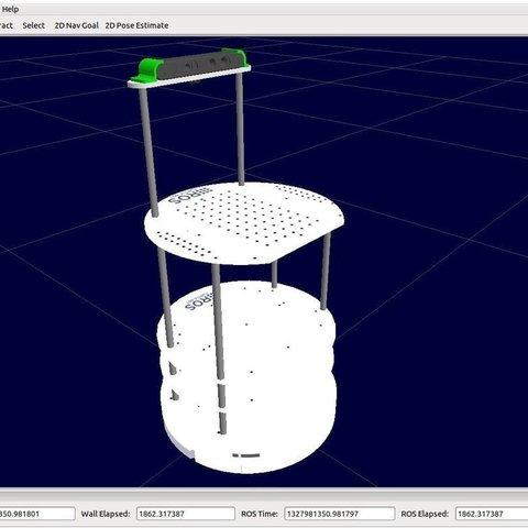 xtion-rviz-02_display_large_display_large.jpg Télécharger fichier STL gratuit Support Asus Xtion pour TurtleBot • Design imprimable en 3D, Obenottr3D