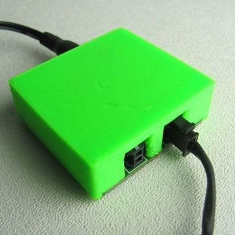 Download free 3D printer templates TurtleBot Power Splitter, Obenottr3D