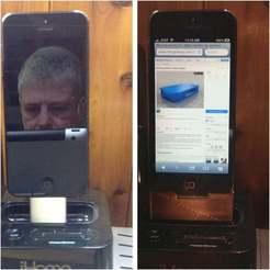 Télécharger fichier impression 3D gratuit Plastique manquant pour adaptateur 30 broches, Obenottr3D