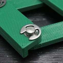 Télécharger fichier imprimante 3D gratuit Test d'assemblage des broches, Obenottr3D