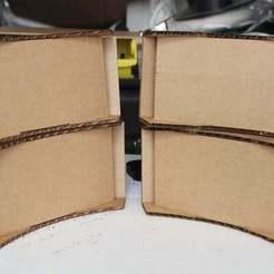 Télécharger fichier STL gratuit Filet d'emballage structurel pour Kobuki • Modèle pour imprimante 3D, Obenottr3D