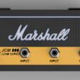 Descargar archivo 3D Llavero de pared de Marshall, warenito