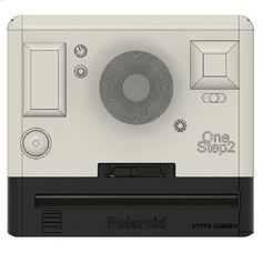 Descargar modelos 3D para imprimir Porta papel higiénico Polaroid, warenito