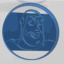 buzz.jpeg Download STL file Buzz Lightyear cookie cutter • 3D printing object, jayceedante