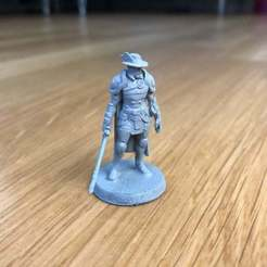 759e564ccf678b37529072467988fa56_display_large.JPG Download free STL file Gloomhaven Captain of the Guard • 3D print design, Gronis