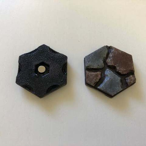 2c12208841c1e75c08f4e3a79e9f92e9_display_large.JPG Download free STL file Magnetic Hex connector for Axolote Hex • Model to 3D print, Gronis
