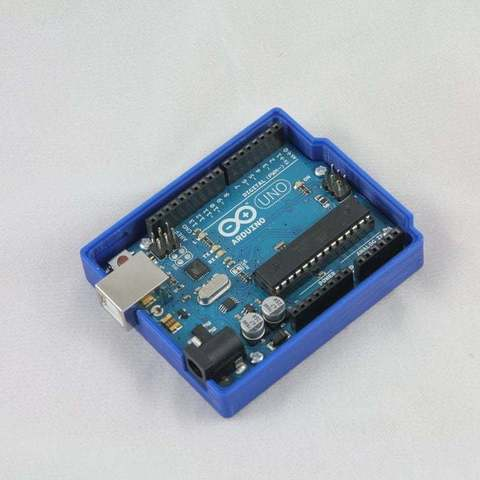 IMG_2446_display_large.JPG Download free STL file Arduino Uno Snug Case • 3D printing object, Aralala