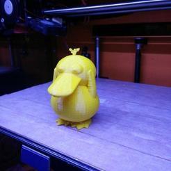 Imprimir en 3D gratis Pato Suave, Aralala