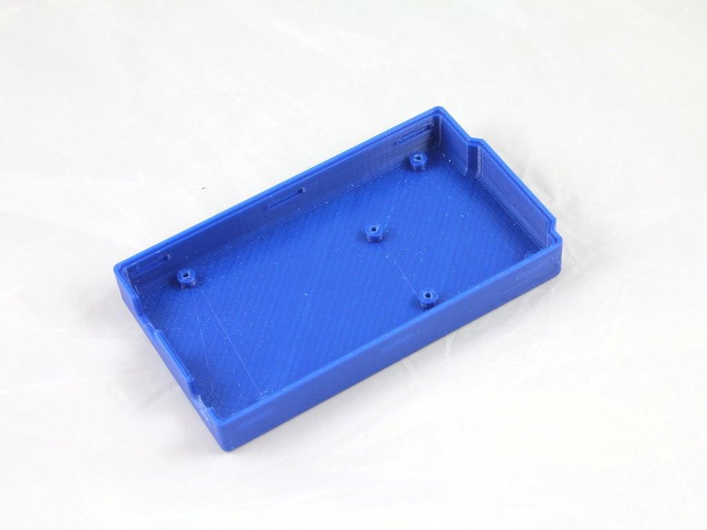 WHITE_RESIZE_IMG_2559_display_large.JPG Download free STL file Arduino Mega 2560 Snug Case • 3D printer design, Aralala