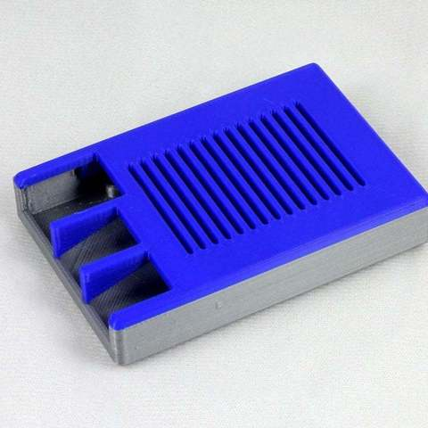 ccd6d106c5e97f7f6675f232ddc74441_display_large.JPG Download free STL file Raspberry Pi Snug Case • 3D printable design, Aralala