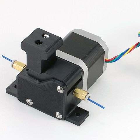 Download free 3D printing templates The Phantom Edit - MK8 Direct Drive Bowden Extruder for 1.75mm Filament, Aralala