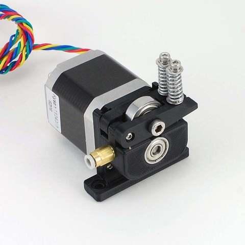 Download free 3D model Compact Direct Drive MK8 Bowden Extruder for 1.75mm Filament, Aralala