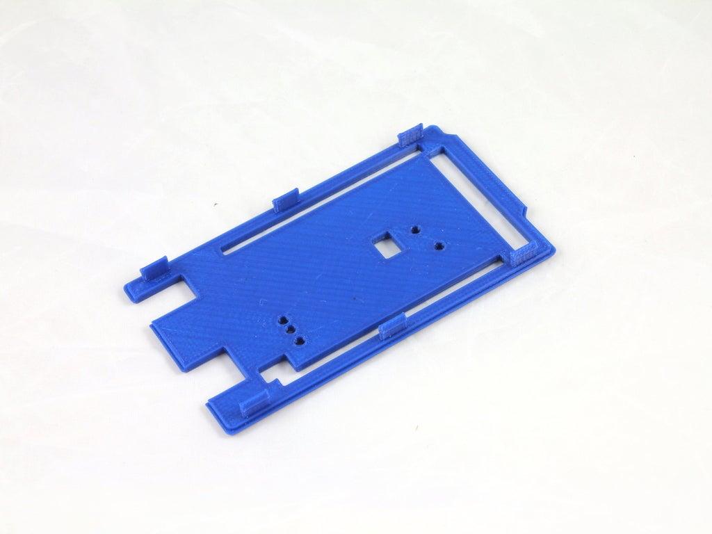 WHITE_RESIZE_IMG_2555_display_large.JPG Download free STL file Arduino Mega 2560 Snug Case • 3D printer design, Aralala