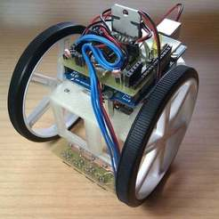 Download free 3D printing files Arduino based printbot HKTR-9000, Aralala