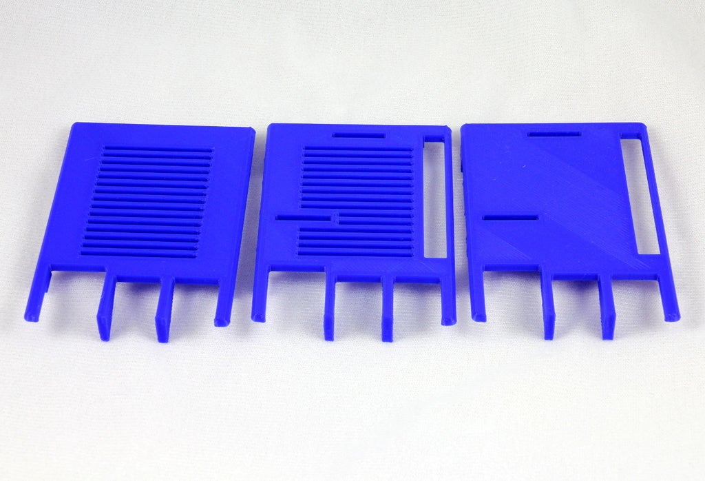 8846ec994c62ecd9d4c051a6473a29b8_display_large.JPG Download free STL file Raspberry Pi Snug Case • 3D printable design, Aralala