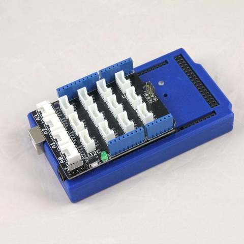 WHITE_RESIZE_IMG_2564_display_large.JPG Download free STL file Arduino Mega 2560 Snug Case • 3D printer design, Aralala