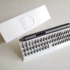 Descargar modelos 3D Xioami Mi Wowstick Screwdriver 1F+ CASO, cagriahiskali