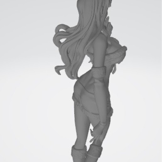 Download 3D printing models Nami Christmass, psikodu59