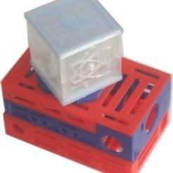 Télécharger modèle 3D gratuit badBrick - Lumière nocturne à détection de mouvement, kit complet de coque 3D., Lassaalk