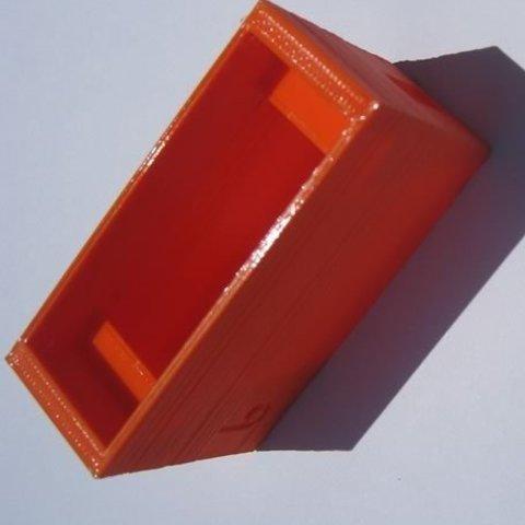 bbSG5010TM_display_large.jpg Download free STL file badBrick - Tower Pro SG5010 Servo Brick Top Mount • Design to 3D print, Lassaalk