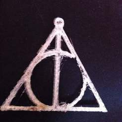 Download free 3D print files The Deathly Hallows, Lassaalk