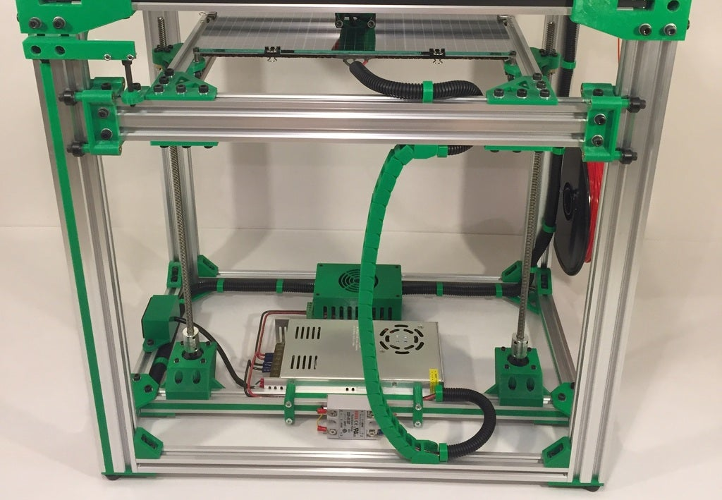 32f087ac09b50588365d13b87d45d6bf_display_large.JPG Télécharger fichier STL gratuit Chaîne de câble pour rail de 20mm • Design à imprimer en 3D, Lassaalk
