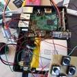 Download free 3D printer designs Portable Raspberry Pi game console, Lassaalk