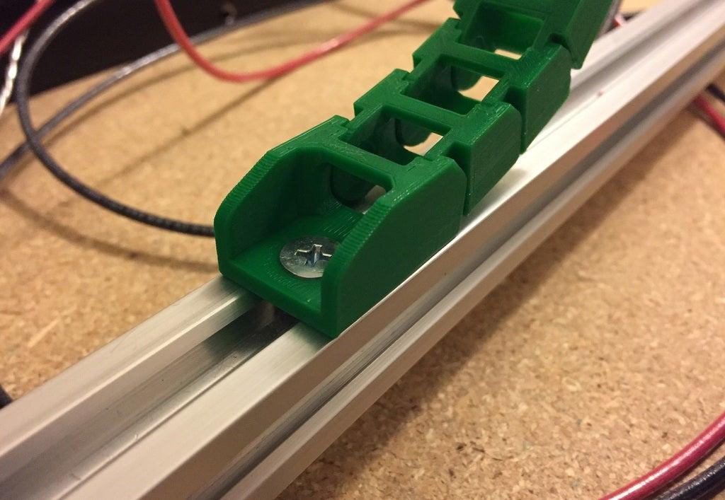 cablechainend_display_large.JPG Télécharger fichier STL gratuit Chaîne de câble pour rail de 20mm • Design à imprimer en 3D, Lassaalk