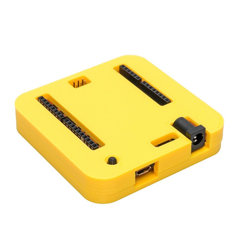 leonardo_case_slim_display_large.jpg Download free STL file 3D Printed Case for Arduino Uno, Leonardo. • 3D printing model, Lassaalk