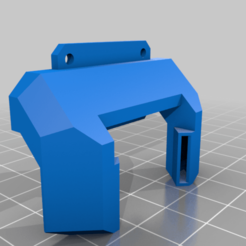 Download free 3D printing models Anycubic Dual Delta Cooler, webot