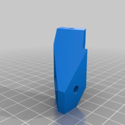 Download free 3D model Anycubic Delta Kossel brace, webot