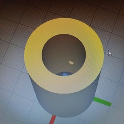 20200909_194214.jpg Download free STL file AA battery to C battery • 3D printable object, webot