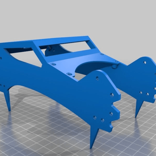 59146af61bca689be9f3f07cdd9c6755.png Download free STL file Axial AX10 body • Object to 3D print, webot