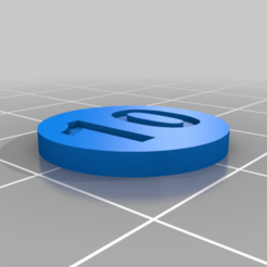 Download free 3D printing files Pokemon counters tokens, webot