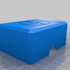 Download free 3D printer designs pokemon card case, webot