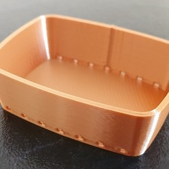 bonsai pot 2.jpg Télécharger fichier STL Pots de bonsaï • Design pour impression 3D, webot