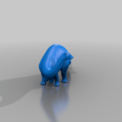 Download free STL file Isis the Serpopard • 3D printing object, chandlerbentley18
