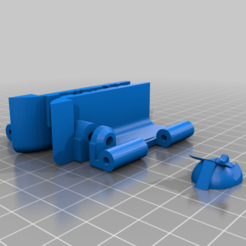 Ratchet_kit_for_Ironhide_Inspired_toy.png Download free STL file Ratchet add on kit for G1 inspired Ironhide toy • 3D printing template, chandlerbentley18