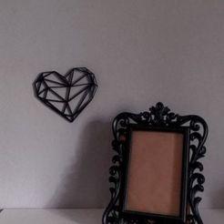 Télécharger plan imprimante 3D Sculpture de coeur 2d, Vlada1233