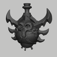 potion 2.png Download STL file Wow Poison Potion • 3D printer design, DFB93