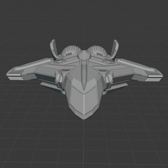 Download free 3D print files STARSHIP, DFB93